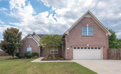 Murfreesboro Single Family Home For Sale: 4730 Scottish Drive