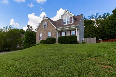 Clarksville Single Family Home For Sale: 3479 Hickory Glen Dr