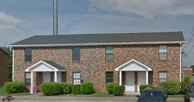 Clarksville Multi Family Home For Sale: 284 Northridge Dr