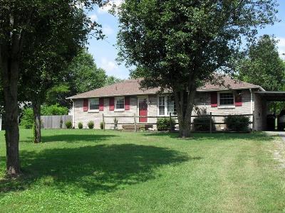 Madison Single Family Home For Sale: 721 Hamblen Dr