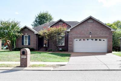 Gallatin Single Family Home For Sale: 661 Community Ct