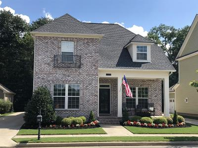 Franklin Single Family Home For Sale: 326 Passage Ln