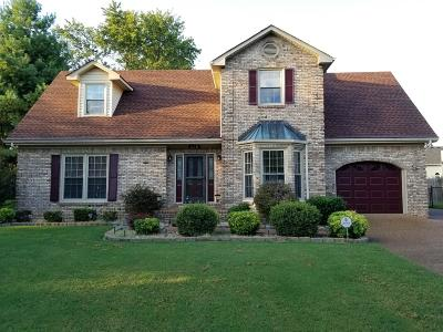 Murfreesboro Single Family Home For Sale: 218 Haynes Haven Ln