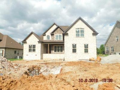 Murfreesboro Single Family Home For Sale: 1653 Constellation Ct