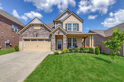 Mount Juliet TN Single Family Home For Sale: $414,900