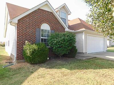 Lavergne Single Family Home For Sale: 3067 Ace Wintermeyer Dr