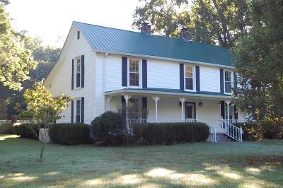 Culleoka Single Family Home For Sale: 4636 Stockard Rd