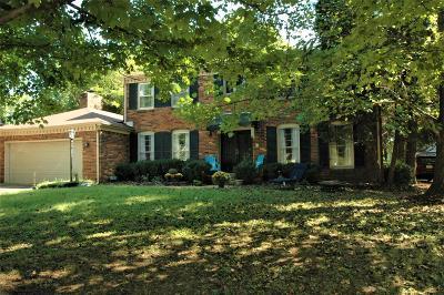 Nashville Single Family Home For Sale: 737 Myhr Dr