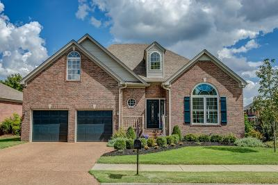 Williamson County Single Family Home For Sale: 3188 Vera Valley Rd