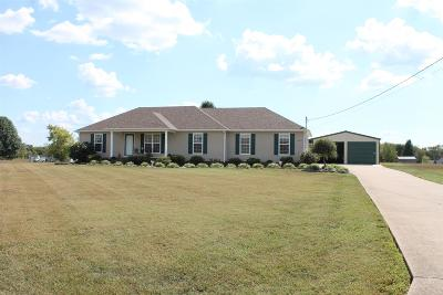 Lewisburg Single Family Home For Sale: 2176 Horton Way