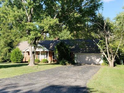 Murfreesboro Single Family Home For Sale: 1123 Toddington Dr