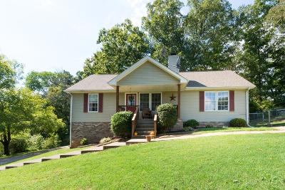 Christian County, Ky, Todd County, Ky, Montgomery County Single Family Home For Sale: 1540 Gratton Rd