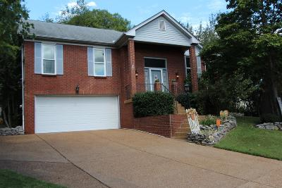 Mount Juliet TN Single Family Home For Sale: $319,900