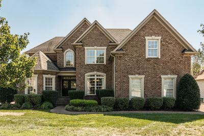 Sumner County Single Family Home For Sale: 1007 Crimson Way