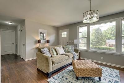 Nashville Single Family Home For Sale: 3254 Vailview Dr