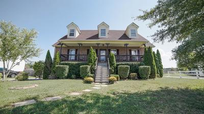 Ashland City Single Family Home Under Contract - Showing: 3130 Bearwallow Rd