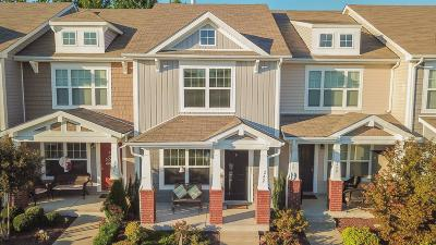 Mount Juliet TN Condo/Townhouse For Sale: $206,900