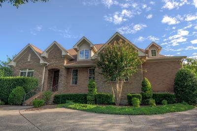 Nolensville Single Family Home For Sale: 1704 Jonahs Ridge Way