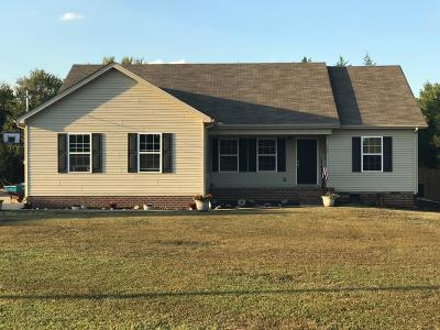 Bedford County Single Family Home Under Contract - Showing: 133 Hayfield Ln
