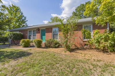 Nashville Single Family Home For Sale: 223 New Sawyer Brown Rd
