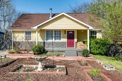 Nashville Single Family Home For Sale: 20 Peachtree St
