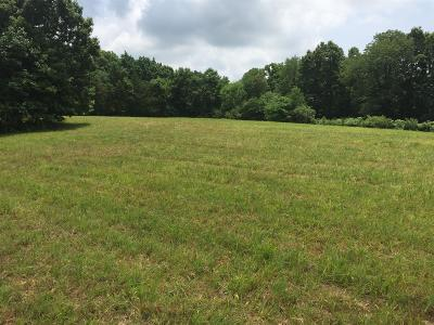 Christian County, Ky, Todd County, Ky, Montgomery County Residential Lots & Land For Sale: 1 Benton Ridge Rd