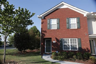 Davidson County Single Family Home Under Contract - Not Showing: 1901 Shaylin Loop