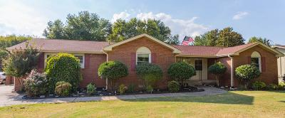 Smyrna Single Family Home For Sale: 2029 Harbor Dr