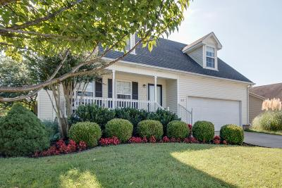Rutherford County Single Family Home Under Contract - Not Showing: 1233 Melvin Dr