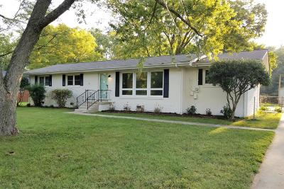 Murfreesboro Single Family Home For Sale: 1131 Kirkwood Ave