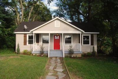 Nashville Single Family Home For Sale: 907 Joseph Ave