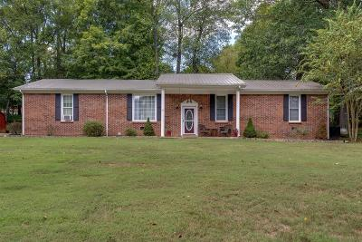 Columbia Single Family Home For Sale: 508 Spring Valley Dr