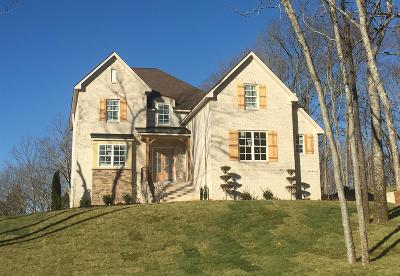 Nolensville Single Family Home Under Contract - Showing: 216 Belvedere Circle