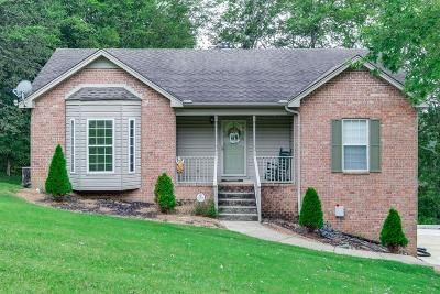 Goodlettsville Single Family Home For Sale: 110 Longview Dr