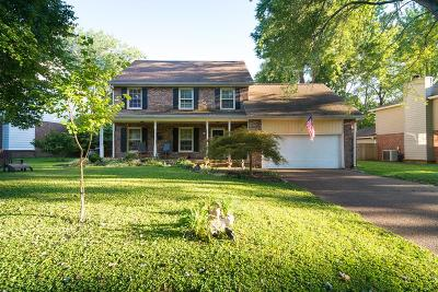 Williamson County Single Family Home For Sale: 203 Julia Ct