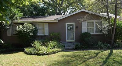 Old Hickory Single Family Home For Sale: 4841 Whittier Dr