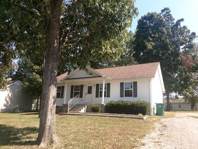 Marshall County Single Family Home Under Contract - Showing: 1511 Patrick Dr