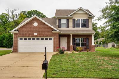 Spring Hill Single Family Home For Sale: 4985 Morning Dove Ln