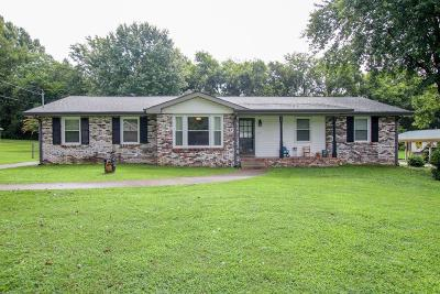Old Hickory Single Family Home Under Contract - Not Showing: 107 Gayle Dr.