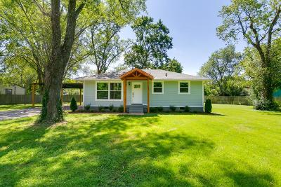 Nashville Single Family Home Under Contract - Not Showing: 442 Ewing Ln