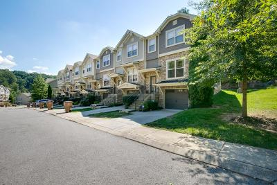 Nashville Condo/Townhouse For Sale: 1077 Woodbury Falls Dr