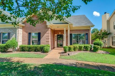 Nashville Condo/Townhouse For Sale: 8711 Sawyer Brown Rd