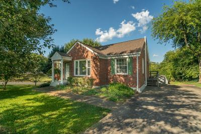 Nashville Single Family Home For Sale: 2716 Shadow Ln