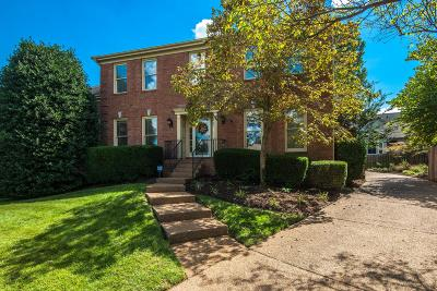 Brentwood Single Family Home Under Contract - Showing: 104 Paxton Ct
