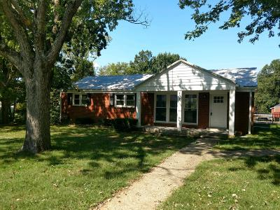 Clarksville TN Single Family Home For Sale: $154,900