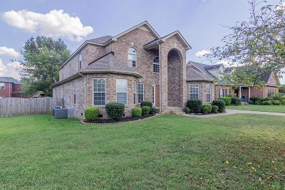 Murfreesboro Single Family Home For Sale: 4416 Spring Cove Dr