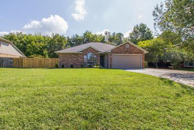 Murfreesboro TN Single Family Home For Sale: $259,900