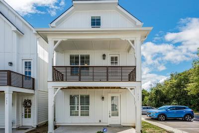 Nashville Single Family Home For Sale: 735 Cottage Park Dr