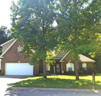 White House Single Family Home For Sale: 218 Foster Dr