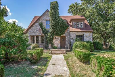 Lewisburg Single Family Home For Sale: 545 Franklin Ave